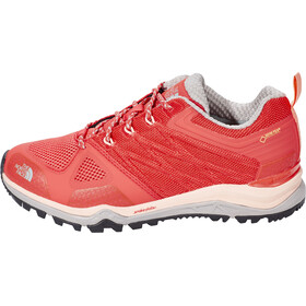 The North Face Ultra Fastpack II GTX Shoes Women Cayenne Red/Tropical Peach